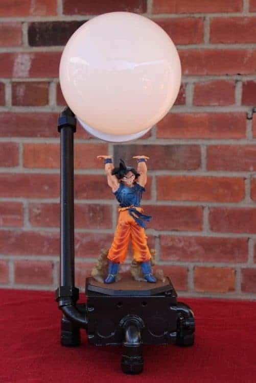 Goku lamp dragon ball z buy