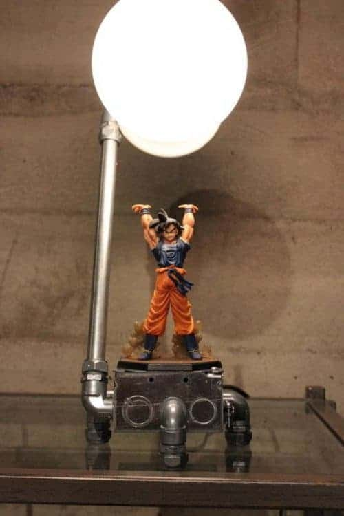 where to buy Spirit bomb Goku lamp