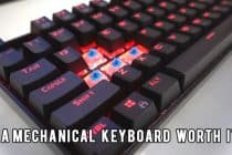is a mechanical keyboard worth it
