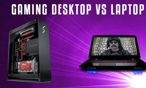 Gaming Desktop vs Laptop