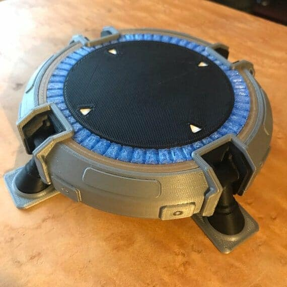 3D Fortnite props that you can buy Jump pad