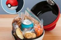Pokemon Pokeball Lunch Box