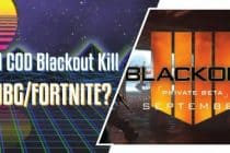 Did Call of Duty Black Ops kill PUBG Fortnite