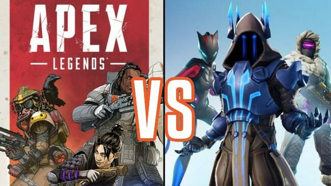 Why Apex legends is better than Fortnite Battle Royale (Apex